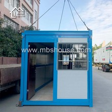 Best selling modern flexible folding container house
