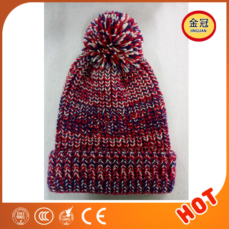Winter cap led south africa knitted hat