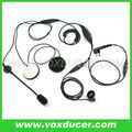Motocycle Headphone for FDC two way radio FD-150A FD-450A FD-160A FD-460A