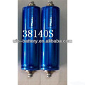 High Density battery 38140S 3.2V 12Ah Cylindrical LiFepo4 Power Battery Cells For Solar System,EV,E-scooter