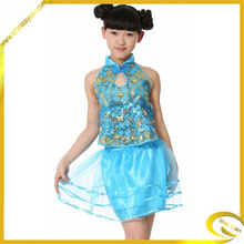 Hot Selling 2015 Stage Children Dance Costumes