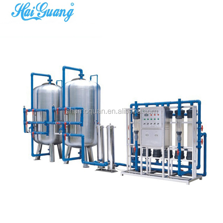 Environment ro water treatment plant ozone mineral water plant