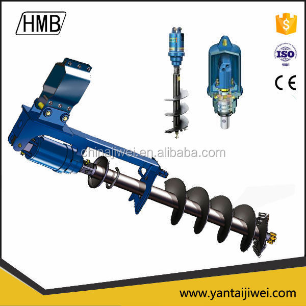 New post hole digger / tree planting digging machine / earth auger
