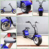 green power harley electric bike classic 5 with 18 Inch tire fat made in China