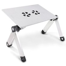 Computer Table Fits into Standard Sized Carry-on Luggage