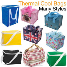 Portable Cool Bag Thermal Cooler Insulated Lunch Box Picnic Food Drink Ice Travel Carrier