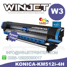 Indask Konica head solvent Flatbed Printer pvc printing machine F2518