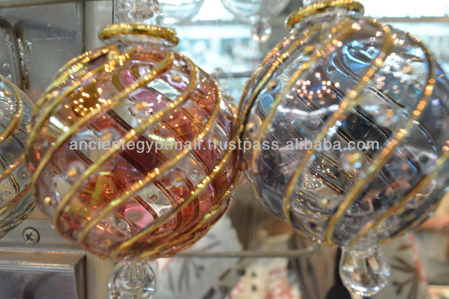 Egyptian Christmas Ornaments & Baubles