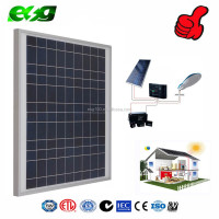 marine flexible solar panel 30W Polycrystalline Solar Panel