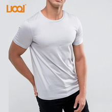 2017 Hot Wholesale Men's Clothing OEM Service 100% Cotton Pima Cotton T Shirts
