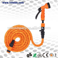 Free sample available home garden watering food grade garden hose portable expanding home