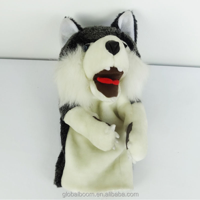 Manufacture Supply Custom Animal Wolf Golf Head Cover animal golf club head cover
