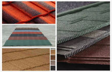 house roof cover materials