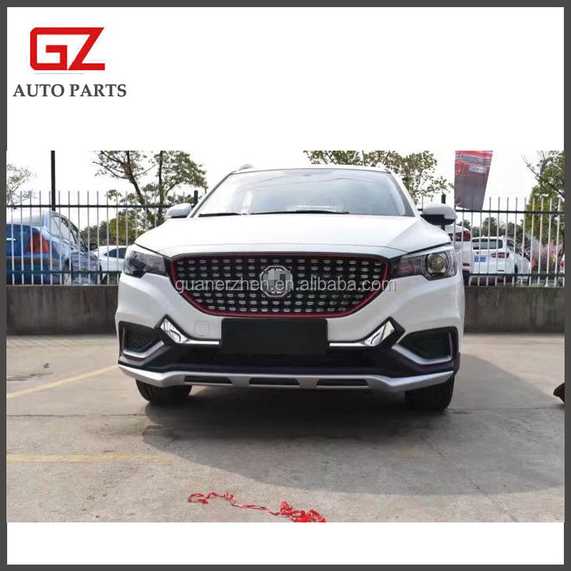 Front and rear bumper guard for 2017 MG ZS