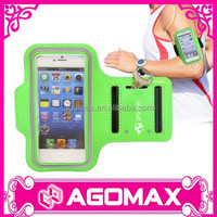 High quality multi-use trendy running PU mobile arm holder