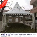 5x5m Pinnacle Tent, Pagoda Tent for Wedding Party
