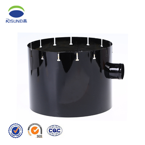 China supplier KC31 heavy diesel Engine Air filtration Air prefilter Tractor Truck parts Air precleaner