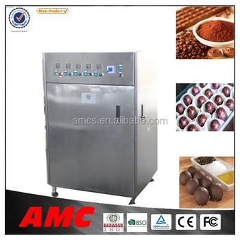 automatic tempering machine chocolate
