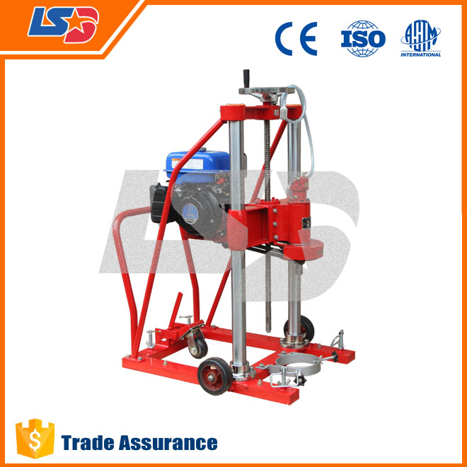 pavement core drill equipment / drilling machine / concrete core drilling machine