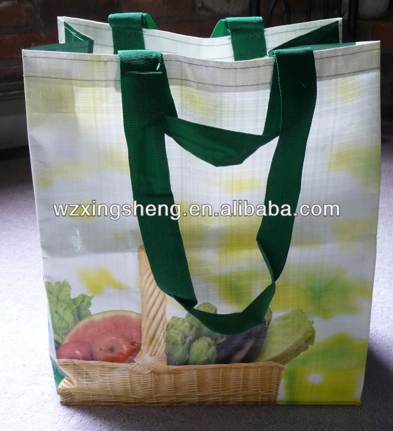 2014 Cheapest fashion promotion non woven shopping bag for changsha jinding