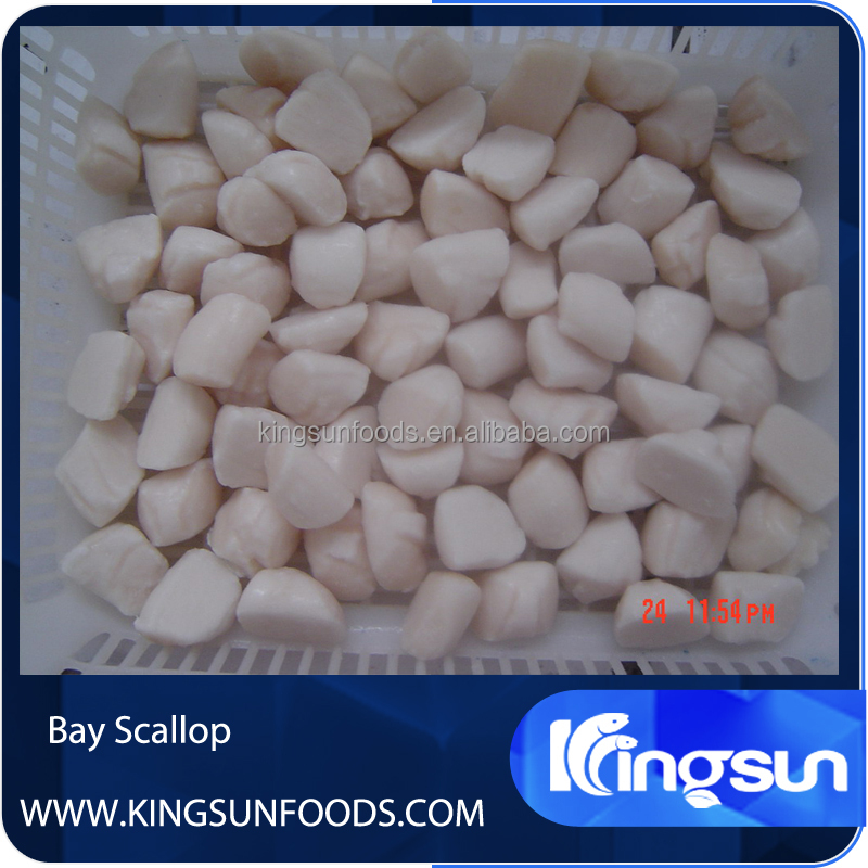 Frozen dry bay Scallop