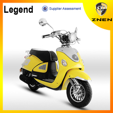 Legend -ZNEN CLAASIC AND RETRO GAS SCOOTER 50CC with EURO 4 125CC WITH EPA