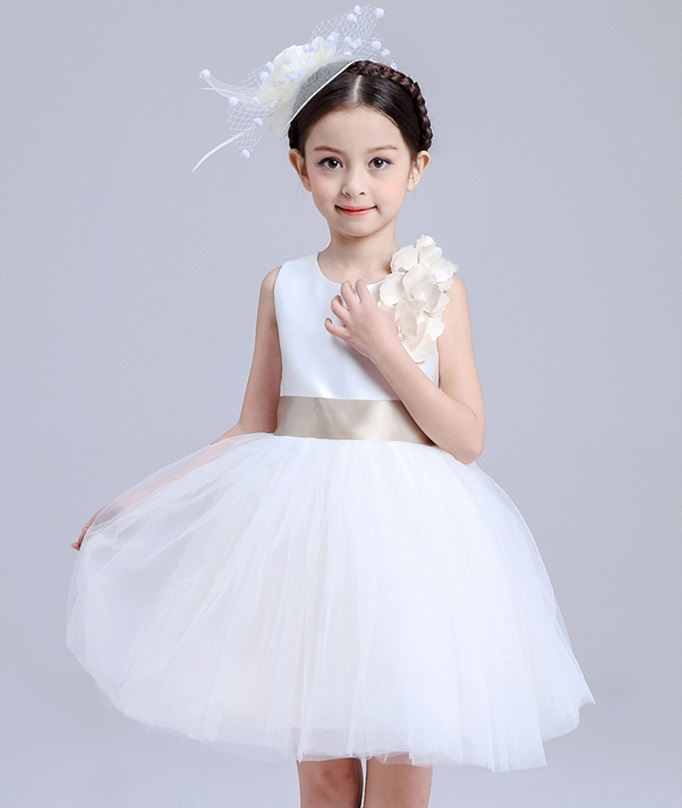 Girls Elegant Clothes Girls Princess Dress Kids Party Wear Dresses for Girls