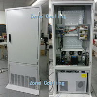 CE certified kiosk enclosure air conditioner,air cooling units