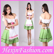 Wholesale Latest Womens Outfit Adult Maid German Beer Girl Costume