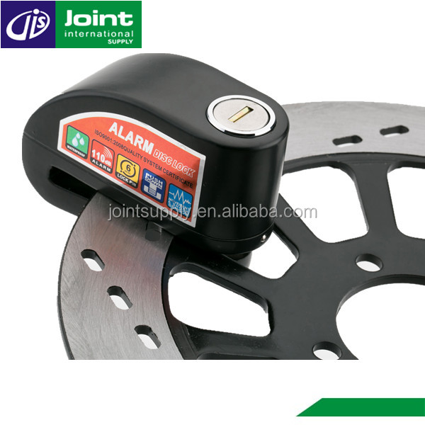 Good Quality Anti Theft Lock Disc Lock Motorcycle Alarm Disc Brake Lock