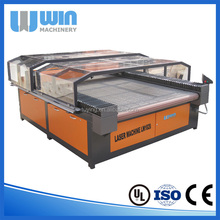 CO2 1820 Double Head Large Format Tailoring Laser Cutting Machine