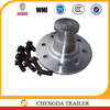 semi-trailer king pin in low bed trailer parts