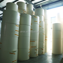 Customized size cup PE coated paper raw materials for cardboard