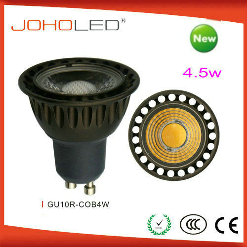 Quality MR16-5W GU5.3 380LM LED big cob spotlight With CE/ROHS Competitive 5w cob spot lamp