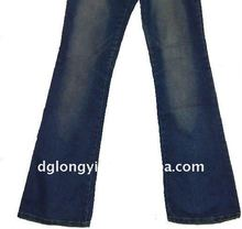 hot sale wholesale 100% cotton denim jeans & denim fabric for jeans 2012