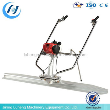Small hand held concrete level screed with honda engine for Small honda motors for sale