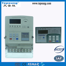 STS BS-Split Type Three Phase Prepaid Electricity Meter Electronic Energy Meter kwh Meter Power Meter Watt-hour Meter with CIU