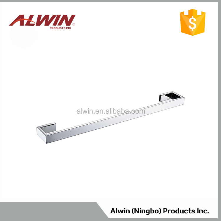 Stainless Steel material bar towel black towel bars for bathrooms SS7801