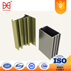 Customerized Color Polished Aluminum Extruded Profiles