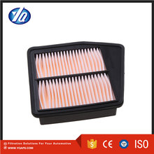 Professional OEM car air filter element manufacturer for honda