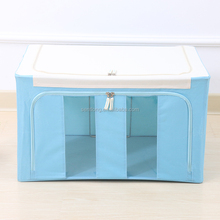 Eco-friendly 600D oxford fabric kids storage box living box storage
