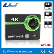 AT300 Plus 4K Action Camera Wifi Function Waterproof Sports DV
