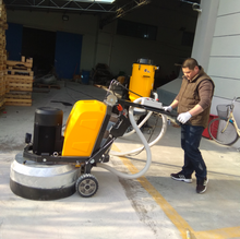 V series three/Single phase high quality vacuum cleaners for cement flooring