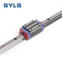 Low Price Factory Supplier Linear Motion system cnc machine Linear Guide Rail