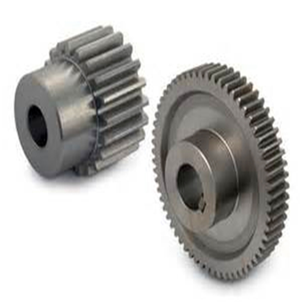 High precision grinded spur gears