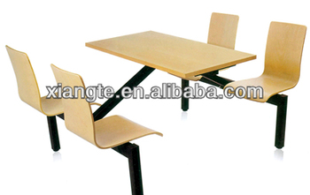 New design school furniture,Restaurant dining tables and chairs
