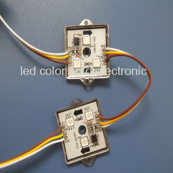 WS2811 WS2801 LPD8806 injection led module