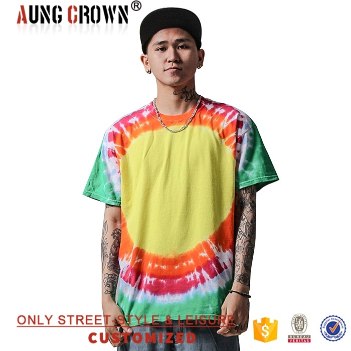 Large Quantity Oversized Fashionable Oversized Comfortable Multi-color New Arrival T Shirt