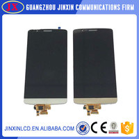Factory price for LG G3 LCD with touch digitizer screen assembly