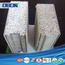 Cheap lightweight prefabricated exterior building panel wall materials for hospital